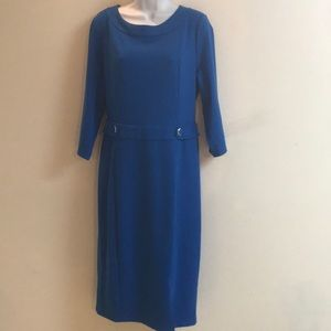Stunning blue dress NWT